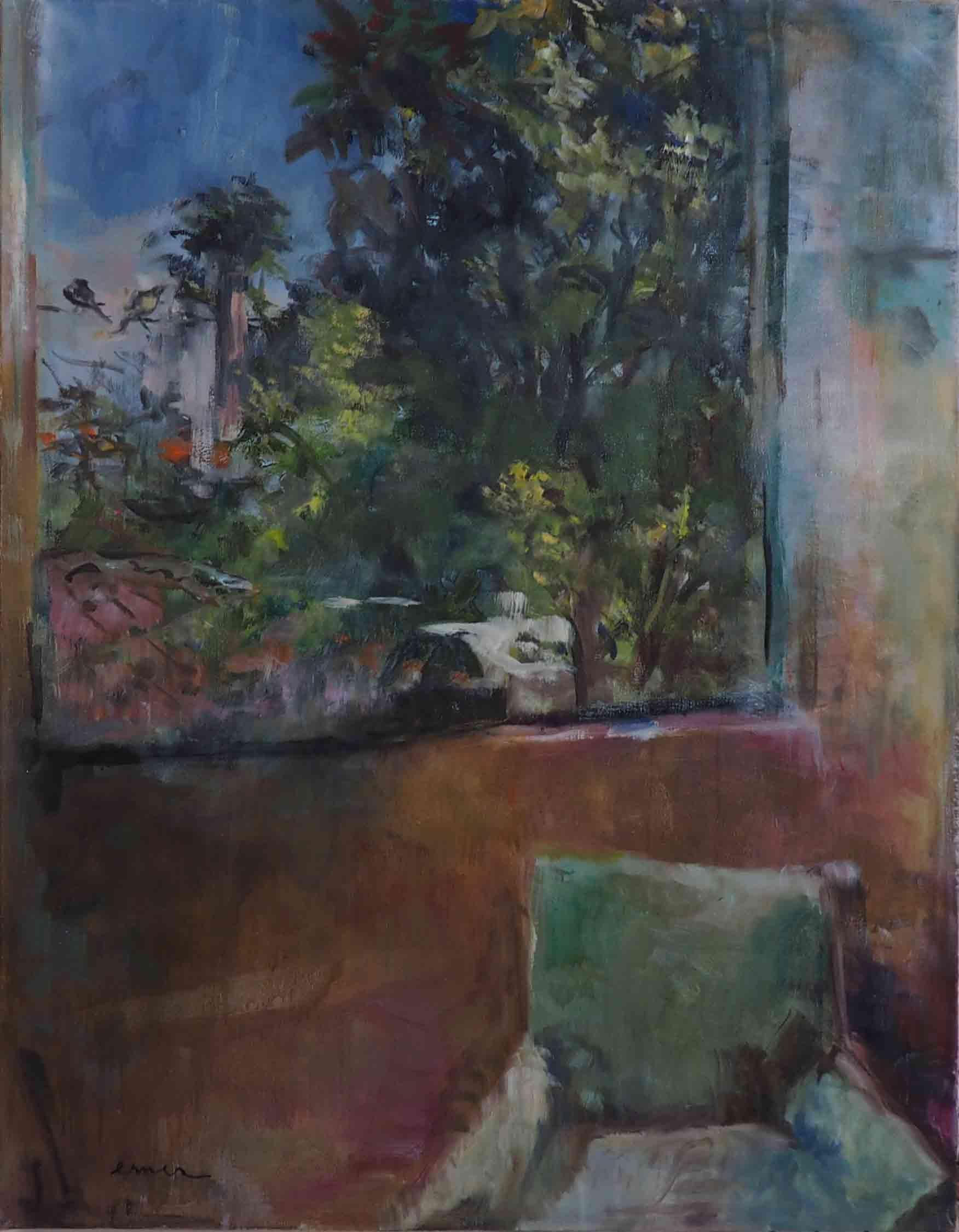 Par la fenêtre 116x89